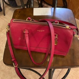 Medium coach purse